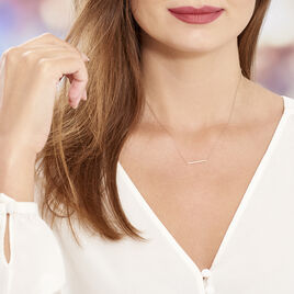 Collier Pink Or Rose - Bijoux Femme | Histoire d'Or