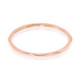 Bracelet Jonc Amazone Acier Rose - Bracelets fantaisie Femme | Histoire d'Or