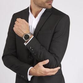 Montre Boss Grand Prix Noir - Montres tendances Homme | Histoire d'Or