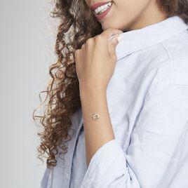 Bracelet Syrena Or Jaune Diamant - Bijoux Femme   Histoire d'Or