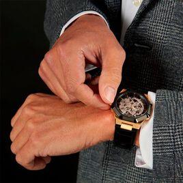 Montre Montignac M Automatique Noir - Montres Homme | Histoire d'Or