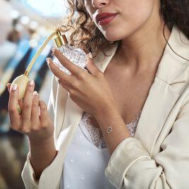 Bracelet Darell Or Jaune Oxyde De Zirconium - Bracelets Arbre de vie Femme | Histoire d'Or
