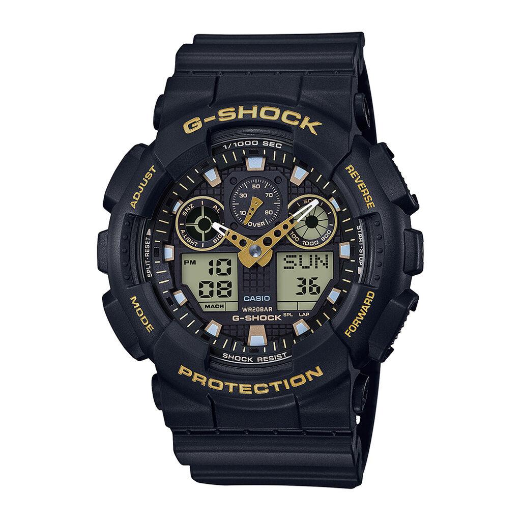 Montre Casio G-shock Gold Noir - Montres Homme | Histoire d'Or