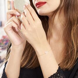 Bracelet Crezia Or Jaune - Bijoux Femme   Histoire d'Or