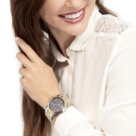 Montre Michael Kors Bradshaw Bleu - Montres Femme | Histoire d'Or
