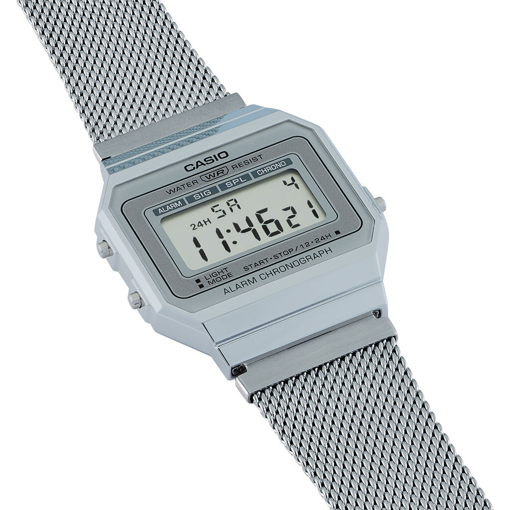 Montre Casio Collection Vintage 2 Tons
