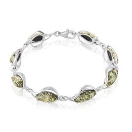 Bracelet Marie-pauline Argent Blanc Ambre - Bijoux Femme   Histoire d'Or