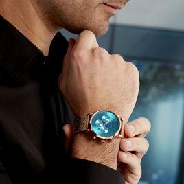 Montre Cluse Aravis Bleu - Montres sport Homme   Histoire d'Or
