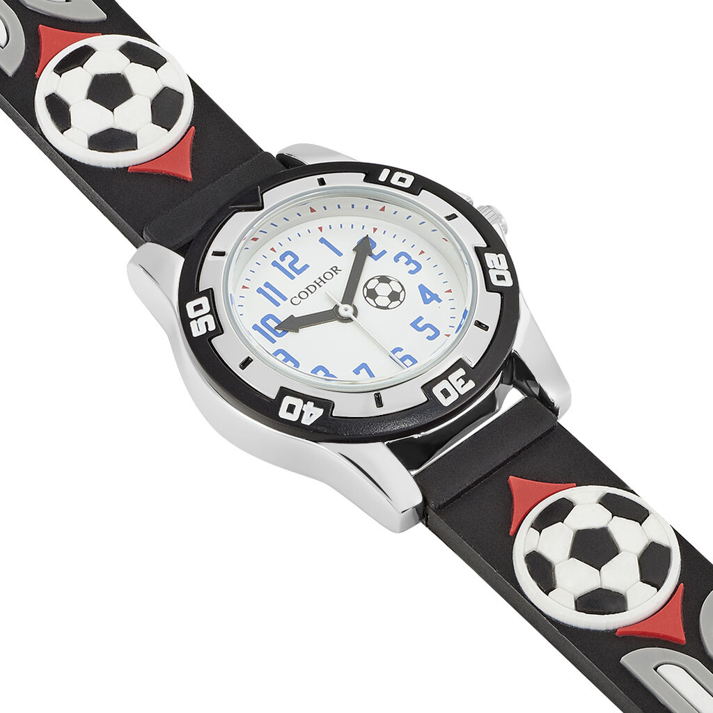 Montre Codhor Kid Ballon Blanc