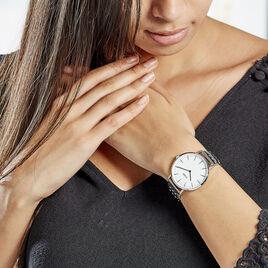 Montre Cluse Boho Chic Blanc - Montres classiques Femme | Histoire d'Or