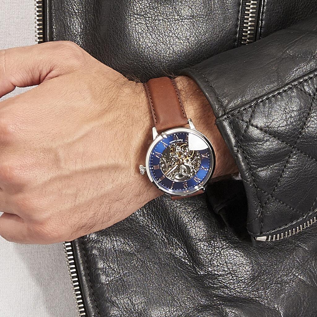 Montre Pierre Lannier Collection Week-end Bleu - Montres automatiques Homme   Histoire d'Or