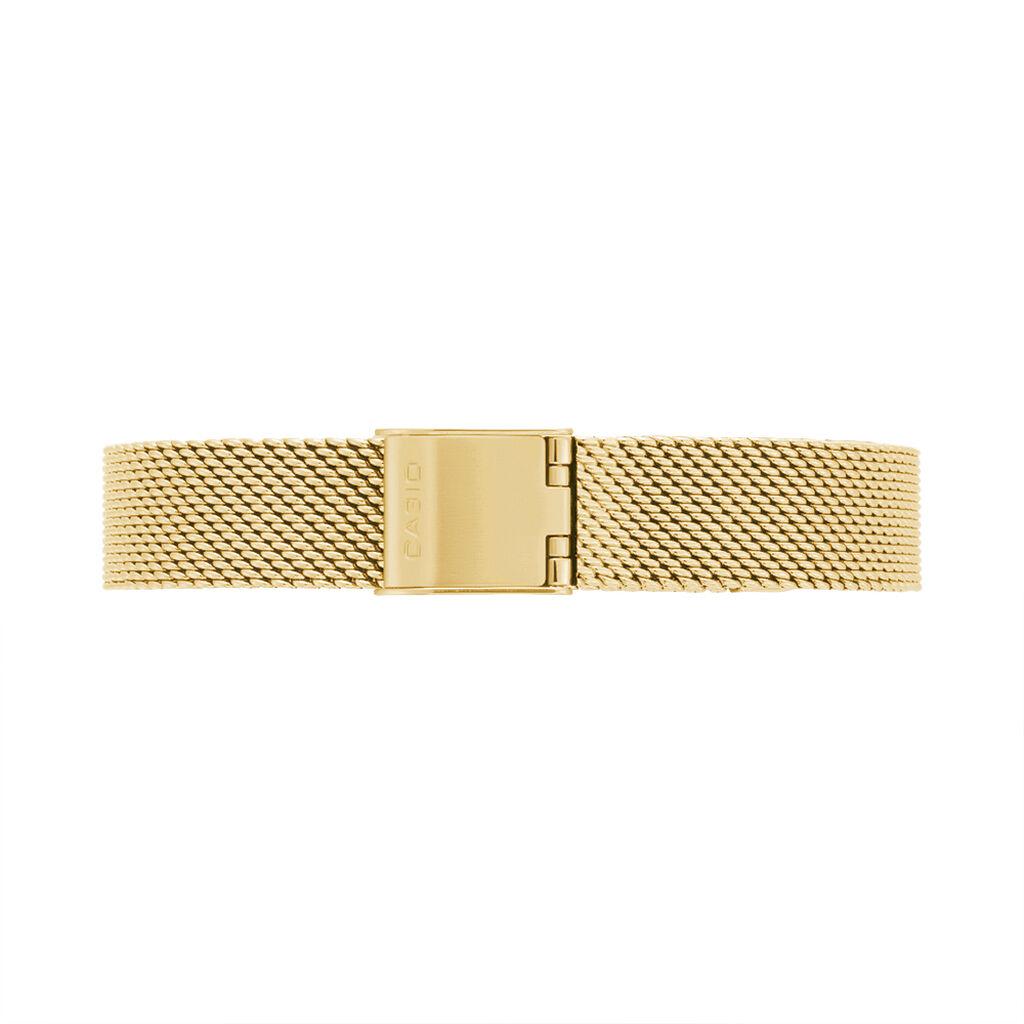 Montre Casio Collection Vintage 2 Tons - Montres Femme   Histoire d'Or