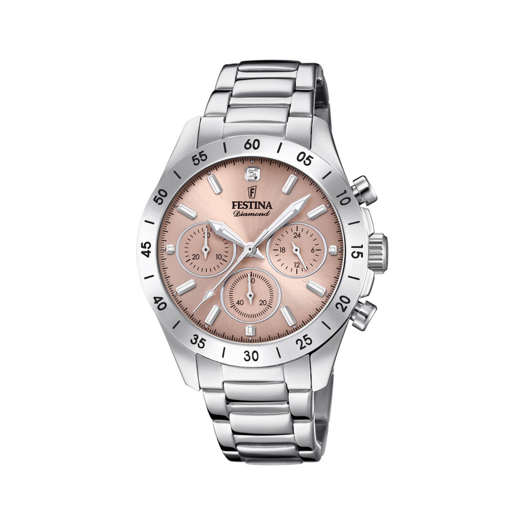 Montre Festina Boyfriend Collection Rose