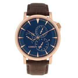 Montre Cerruti Caiano Bleu - Montres tendances Homme | Histoire d'Or
