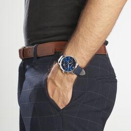 Montre Emporio Armani Giovanni Bleu - Montres Homme | Histoire d'Or