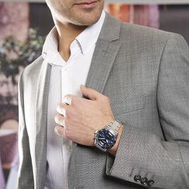 Montre Seiko Sport Bleu - Montres classiques Homme | Histoire d'Or