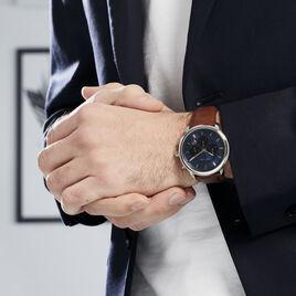 Montre Pierre Lannier Collection Impulsion Bleu - Montres tendances Homme | Histoire d'Or