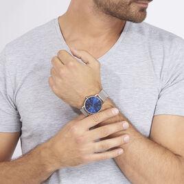 Montre Pierre Lannier Collection Cityline Bleu - Montres Homme   Histoire d'Or