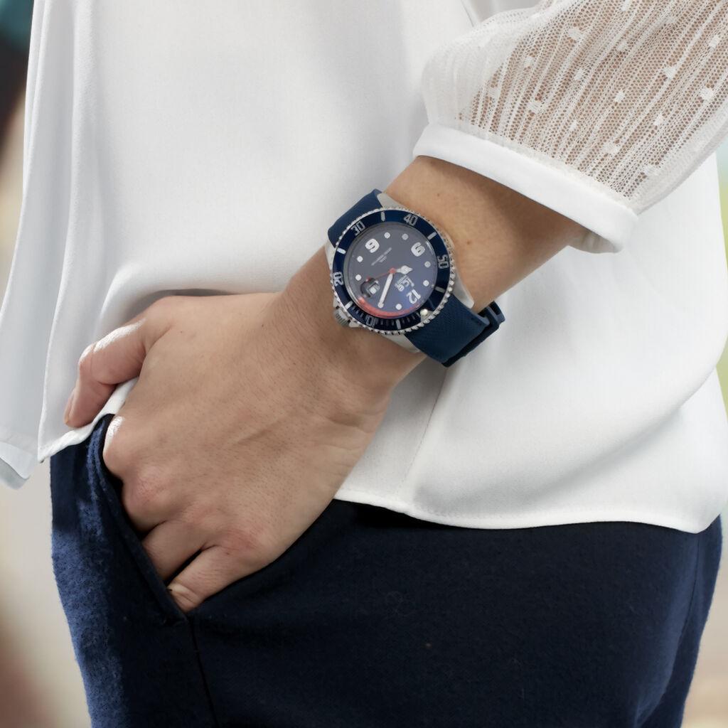 Montre Ice Watch Steel Bleu - Montres Femme | Histoire d'Or
