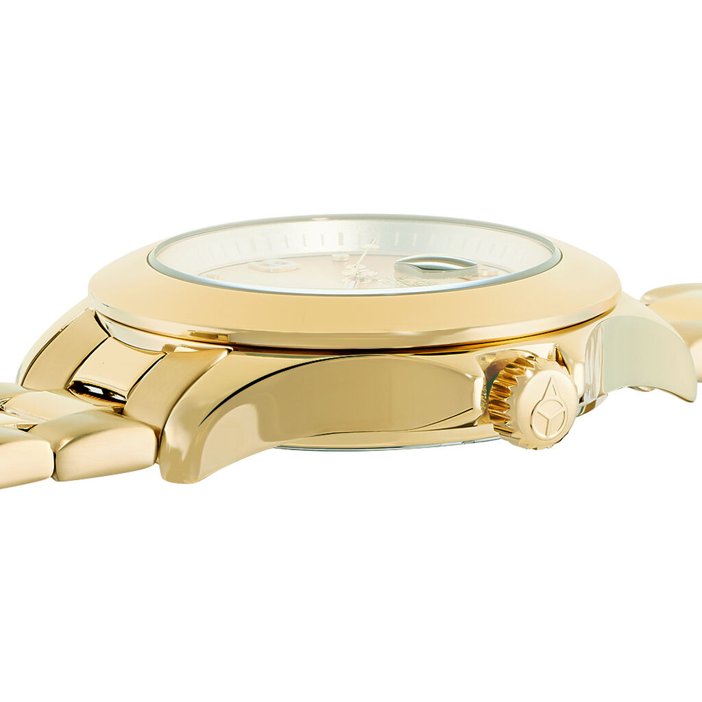 Montre Ice Watch Steel Classic Champagne - Montres Femme | Histoire d'Or