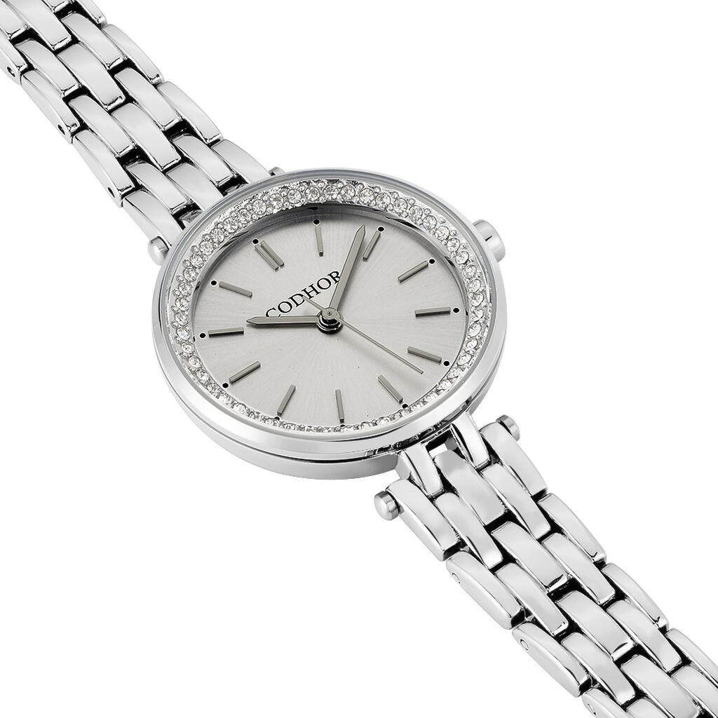 Montre Codhor Ashley Argent
