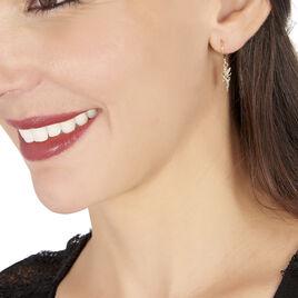 Boucles D'oreilles Pendantes Fee Or Jaune - Boucles d'oreilles pendantes Femme   Histoire d'Or
