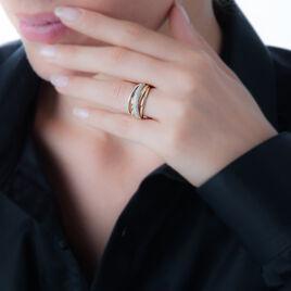 Bague Elodea Or Jaune Diamant - Bagues avec pierre Femme | Histoire d'Or