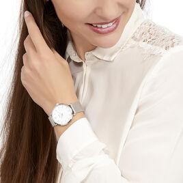 Montre Cluse Minuit Blanc - Montres Femme | Histoire d'Or
