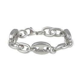 Bracelet Samaraae Acier Blanc - Bracelets fantaisie Femme   Histoire d'Or