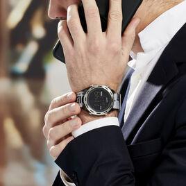 Montre Diesel Crusher Noir - Montres tendances Homme | Histoire d'Or