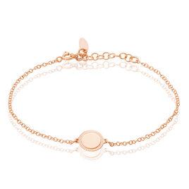 Bracelet Tam Argent Rose - Bracelets fantaisie Femme | Histoire d'Or