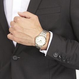 Montre Seiko Classique Blanc - Montres classiques Homme | Histoire d'Or