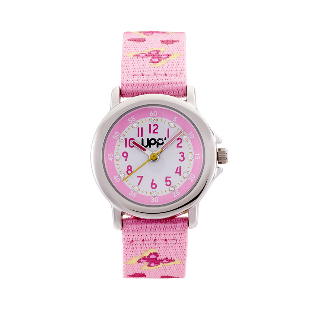 Montre Codhor Kid Papillon Blanc
