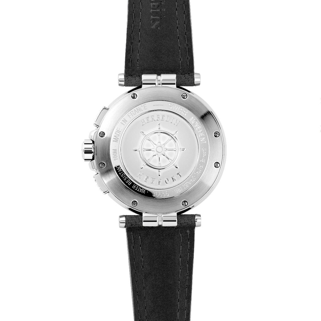 Montre Michel Herbelin Newport Noir