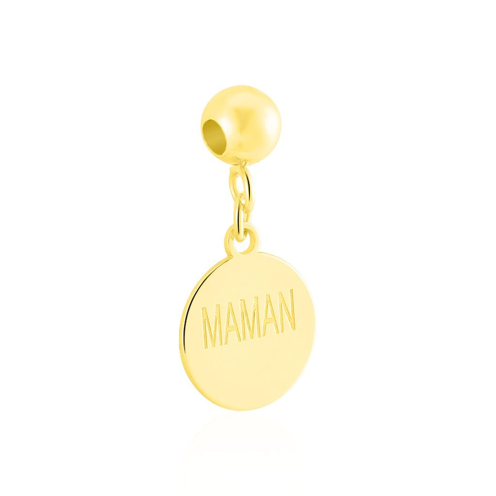 Charms Dora Or Jaune - Charms Femme | Histoire d'Or