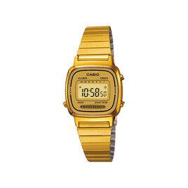 Montre Casio Collection La670wega-9ef - Montres sport Femme | Histoire d'Or