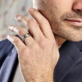 Bague Jume Blanc - Bagues Homme | Histoire d'Or