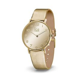 Montre Ice Watch City Mirror Champagne - Montres sport Femme | Histoire d'Or