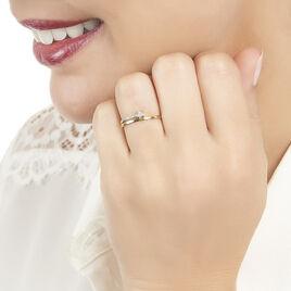 Bague Solitaire Prisca Or Jaune Diamant - Bagues avec pierre Femme | Histoire d'Or