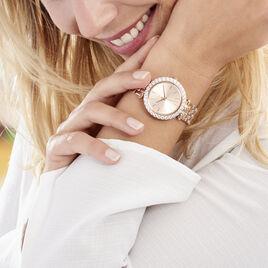 Montre Michael Kors Mini Darci Rose - Montres tendances Femme   Histoire d'Or