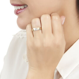 Bague Lizia Or Jaune Diamant - Bagues avec pierre Femme | Histoire d'Or