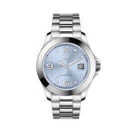 Montre Ice Watch Steel Classic Bleu - Montres tendances Famille | Histoire d'Or