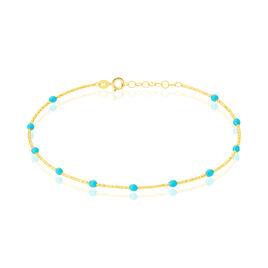 Bracelet Jonc Lilli Or Jaune - Bracelets joncs Femme   Histoire d'Or