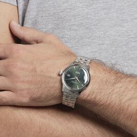 Montre Seiko Presage Vert - Montres Homme   Histoire d'Or
