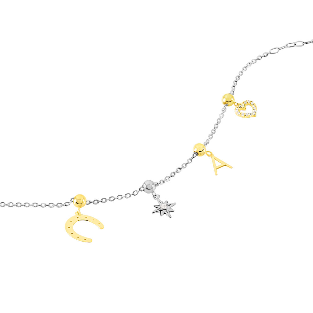 Charms Kehina Or Jaune - Charms Femme | Histoire d'Or
