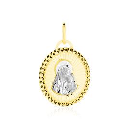Pendentif Jacinthie Or Jaune - Pendentifs Femme   Histoire d'Or