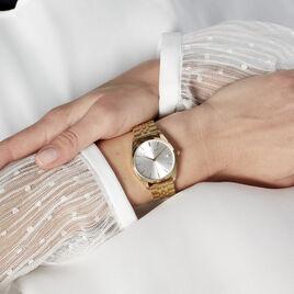 Montre Rosefield The Ace Blanc - Montres tendances Femme   Histoire d'Or