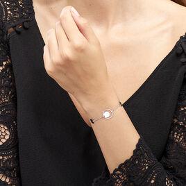 Bracelet Elnore Argent Blanc - Bracelets fantaisie Femme | Histoire d'Or