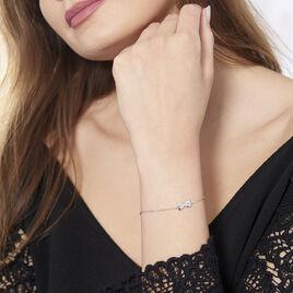 Bracelet Balla Argent Blanc - Bracelets fantaisie Femme   Histoire d'Or