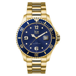 Montre Ice Watch Steel Bleu - Montres tendances Homme | Histoire d'Or